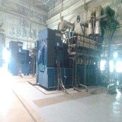 Used WARTSILA- 9R32 LN- HFO POWER PLANT for Sale