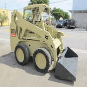 4 Units of Used BOBCAT S175 Skid Steers Loader for Sale