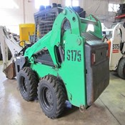 BOBCAT S175 Used Skid Steers Loader for Sale