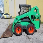 Used BOBCAT S175 Skid Steers Loader for Sale