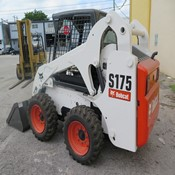 2006 – BOBCAT S175 Used Skid Steers Loader for Sale