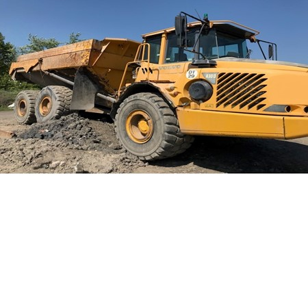 Used VOLVO A30D Articulated Dump Truck for Sale