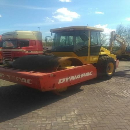 Used DYNAPC– CA602D Compactor For Sale