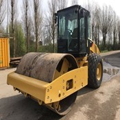 Used Caterpillar- CS56 Compactor For Sale