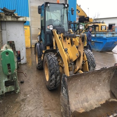 Used Caterpillar 908H2 Wheel loader for sale