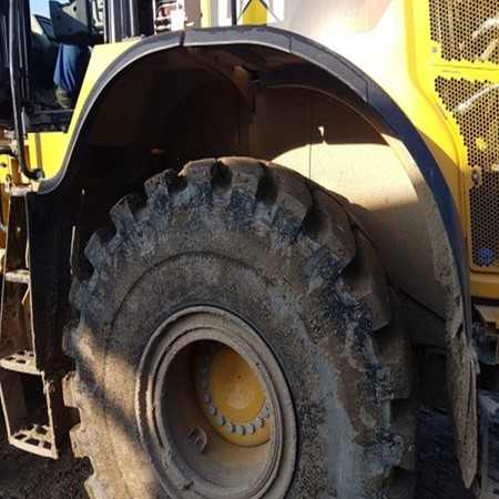 Used Caterpillar-972M Wheel Loader for sale