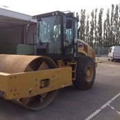 Used CATERPILLAR Compactor CS66B – 2014 for Sale