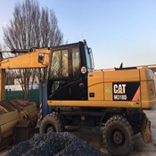 Good Condition Used Excavator CATERPILLAR  M318D – 4500 Hrs for Sale