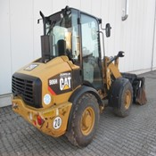 Good Condition Used CATERPILLAR 906H Wheel Loader - Year 2012 for Sale