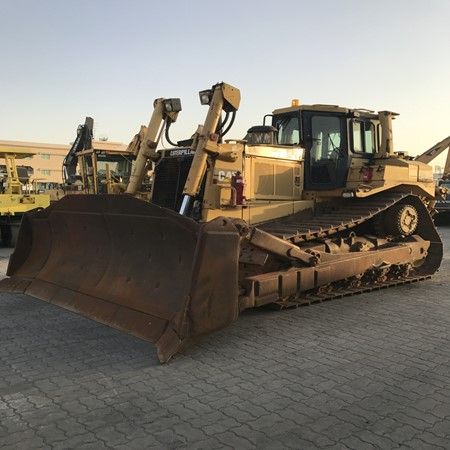 Used Dozer Caterpillar D8R for Sale,Yellow Cat Heavy