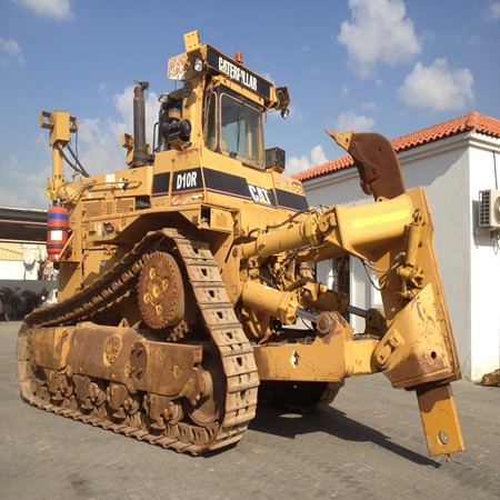 Used Dozer Caterpillar D10R for Sale,Yellow Cat Heavy