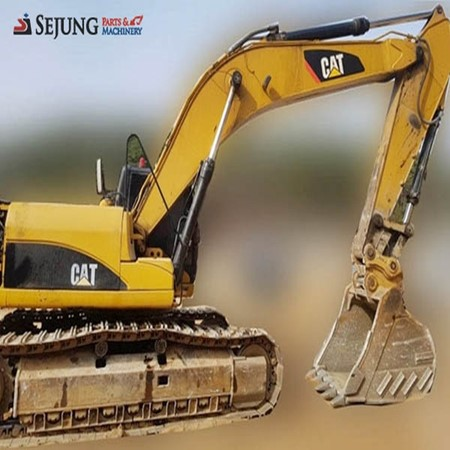 Used CATERPILLAR 330DL- Hydraulic Excavator for sale,Sejung Parts