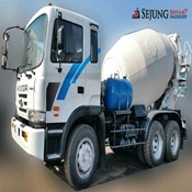 Used HD270- HYUNDAI Truck with Concrete Mixer