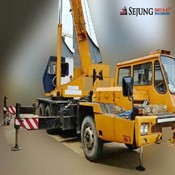 Used SAMSUNG- SC25H-2 Truck Crane for Sale