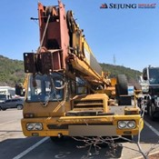 Used KATO NK200H-V Truck Mounted Crane for sale