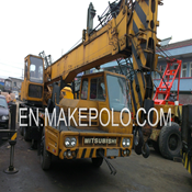 Used Truck Crane Tadano TL200E 20 Ton for Sale