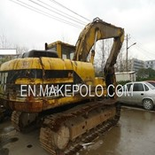 Used Hydraulic Crawler Excavator Caterpillar 320BL for Sale