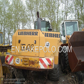 Used Wheel Loader LIEBHERR L541 for Sale