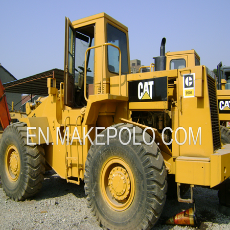 Used Wheel Loader Caterpillar 950E for Sale