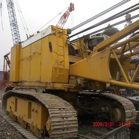 crawler crane LIEBHERR HS881HD 100ton crane,China Heavy Equipment