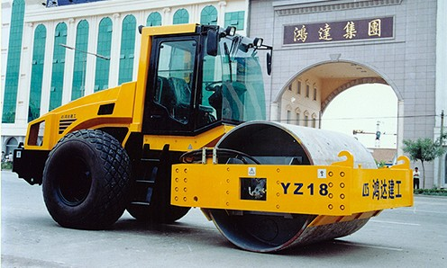 Brand New Road Roller
