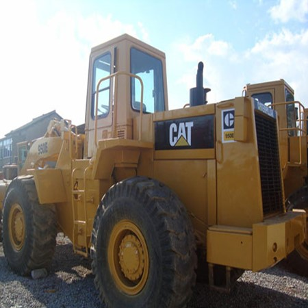 usd caterpillar wheel loader 950E