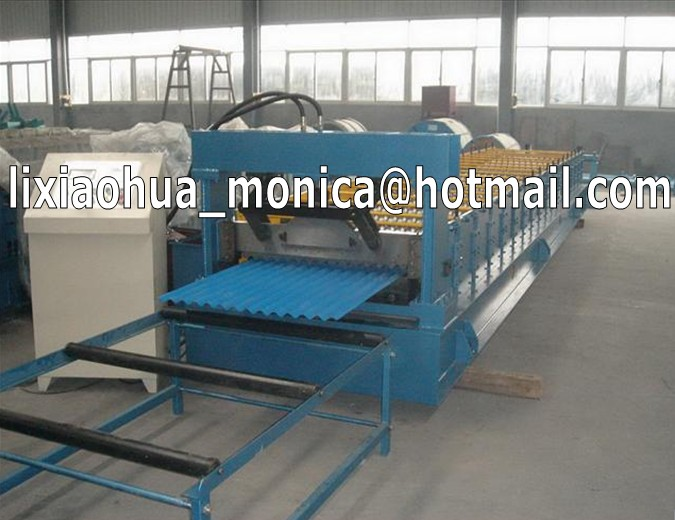 Corrugated Sheet Roll Forming Machine,Corrugated Roll Forming Machine