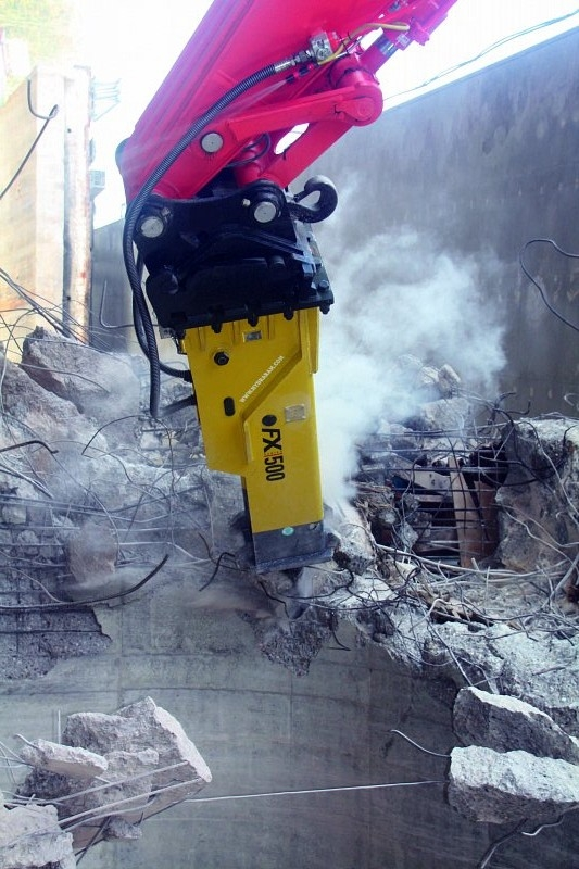 Hydraulic Breakers (FX) for Sale