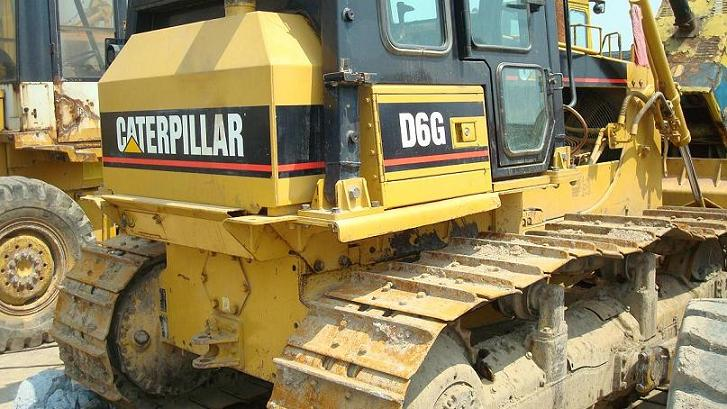 sell CAT D6G Bulldozer