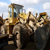 Caterpillar 966C wheel loader for sale