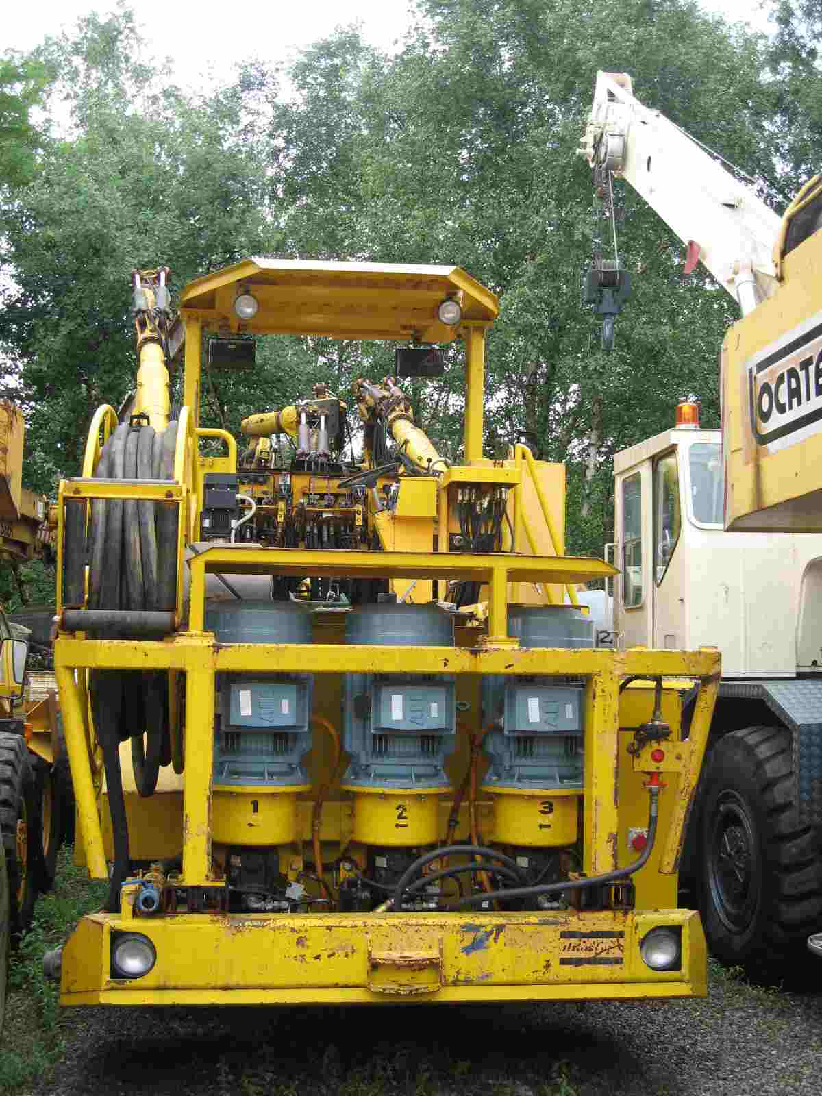 Boomer Atlas-Copco H178 Year 1992 Ready to work